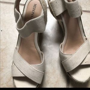 Merona Size 8 Wedge